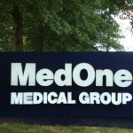 Med One Medical Group sign